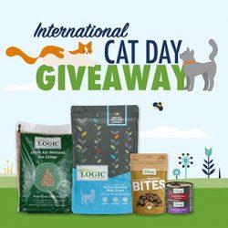 Free Nature's Logic Cat Food for Winners