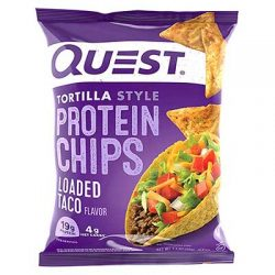 Free Quest Protein Chips from Sampler
