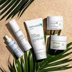 Free Replenix Cream for Winners