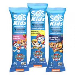 Free SOS Kids Hydration from Moms Meet