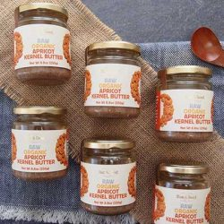 Free Sukrin Apricot Kernel Butters, Just Pay Shipping