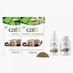 Free Catit Catnip Products for Reviewers