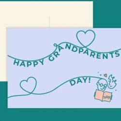 Free Postcard for Grandparents