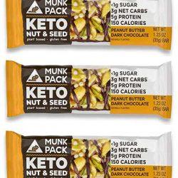 Free Munk Pack Bar from Freeosk