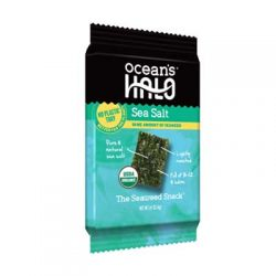 Free Ocean's Halo Seaweed Snacks from Social Nature