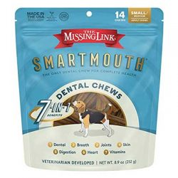 Free Smartmouth Dog Dental Chew