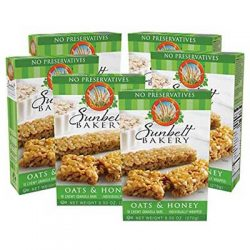 Free Sunbelt Bakery Granola Bars for Winners