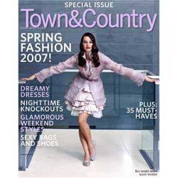 Free Town & Country Magazine Subscription