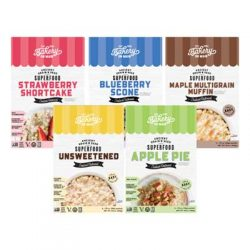 Free Instant Superfood Oatmeal from Social Nature