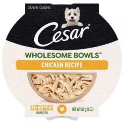 Free Cesar Wholesome Bowls with Voice Assistant