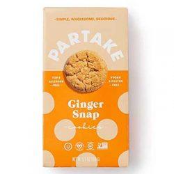 Free Box of Partake Cookies