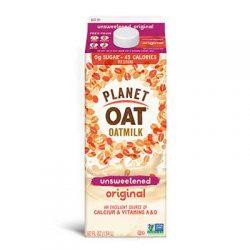 Free Planet Oat Unsweetened Oatmilk at Kroger