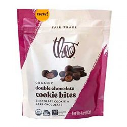 Free Theo Chocolate Cookie Bites with Rebate